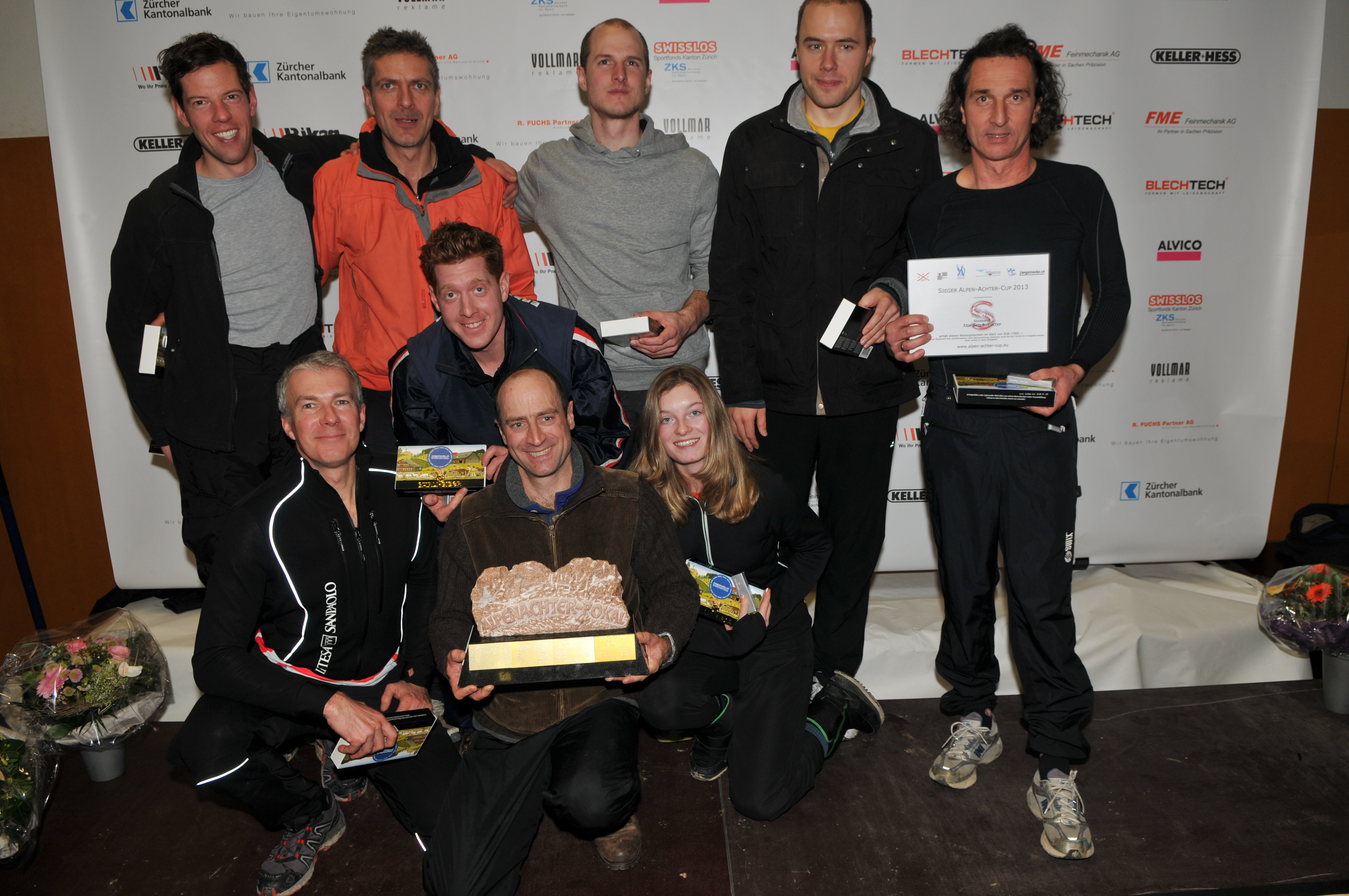 Sieger Alpenachter Cup, Erster Wiener RC LIA