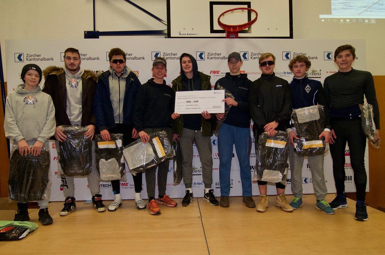 Sieger Junioren Seeclub Zug