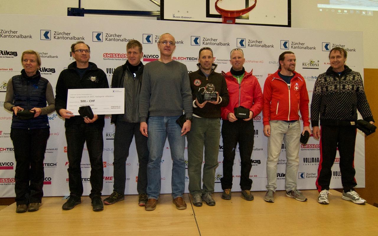 Sieger Masters WSV Waldshut